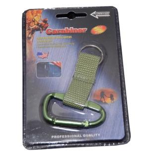 Commando Karabiner Schlüsselanhänger