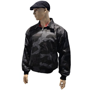 Sommer Harrington Style Jacke in camo