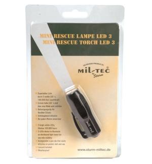 Mini Rescue Lampe LED