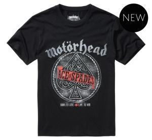 Motörhead T-Shirt Ace of Spades