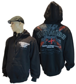 Dobermans Aggressive Kapuzenjacke Nordic Division Company
