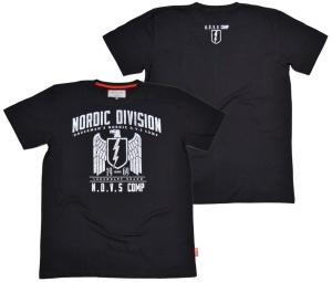 Dobermans Aggressive T-Shirt N.D.V.S COMP