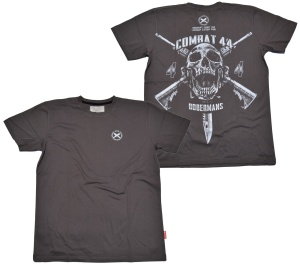 Dobermans Aggressive T-Shirt Combat 44