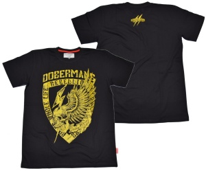 Dobermans Aggressive T-Shirt Dobermans