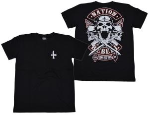Dobermans Aggressive T-Shirt Nation Rebell