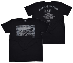 Dobermans Aggressive T-Shirt U 534 Hunter of the North