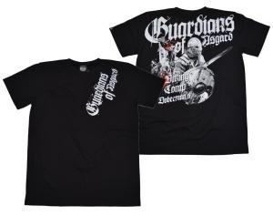Dobermans Aggressive T-Shirt Guardians of Asgard