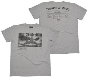 Dobermans Aggressive T-Shirt The Battleships