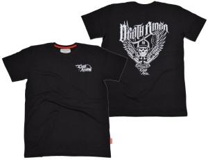 Dobermans Aggressive T-Shirt Death Rider II Totenkopf