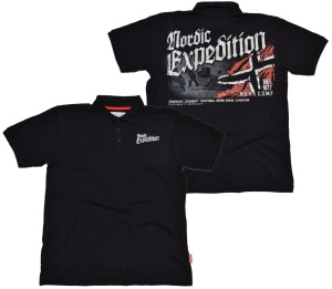 Dobermans Aggressive Poloshirt Nordic Expedition