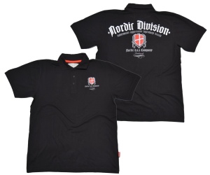 Dobermans Aggressive Viking Clothing Polo-Shirt Nordic D.V.S
