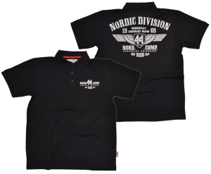 Dobermans Aggressive Poloshirt Nord. Comp.
