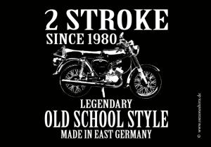 Aufkleber Old School Style - gratis