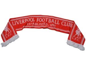 Fanschal Liverpool