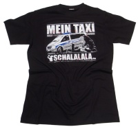 T-Shirt Mein Taxi