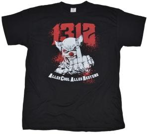 T-Shirt 1312 Alles Cool Alles Bestens ACAB RU