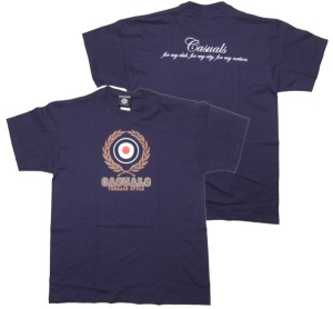 T-Shirt Casuals Terrace Style