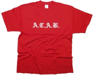 T-Shirt ACAB G24