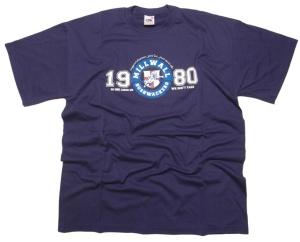 T-Shirt Millwall 1980