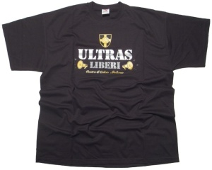 T-Shirt Ultras Liberi