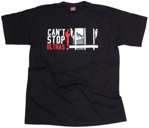 T-Shirt Can t Stop Ultras