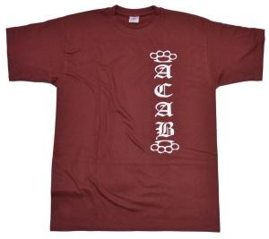 T-Shirt ACAB Dicular