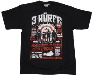 T-Shirt 3 Würfe 1 Euro