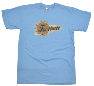 T-Shirt Football for you and me