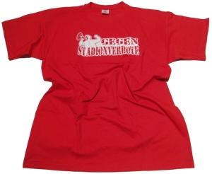 T-Shirt Gegen Stadionverbote Megaphone 2 G7