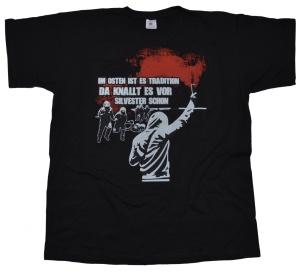 T-Shirt Im Osten ist es Tradition II RU