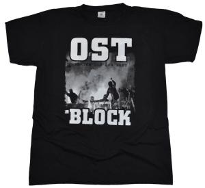 T-Shirt OST Block Ostdeutschland Ultras und Hooligans Motiv G423U