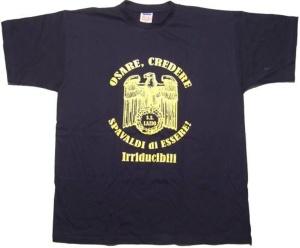 T-Shirt Lazio R... Osare Credere