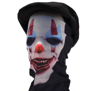 Multifunktions Tuch Horror Clown II