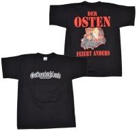 T-Shirt Der Osten feiert anders III