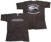 T-Shirt Kniet nieder Ihr Bauern II