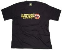 T-Shirt No Cooperacion
