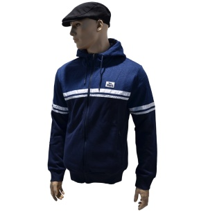 Lonsdale London Space Zip Kapuzenjacke