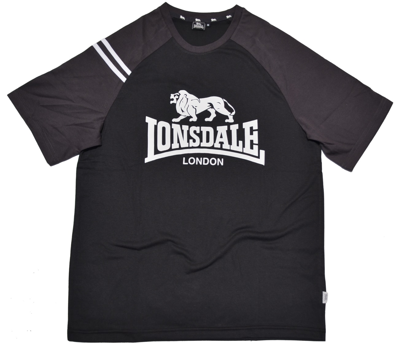 lonsdale london t shirt lion logo lonsdale t shirts details skinhead shop und versand. Black Bedroom Furniture Sets. Home Design Ideas