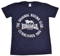Lonsdale London T-Shirt The Original Boxing Club