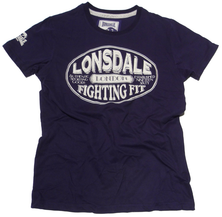 lonsdale london t shirt fighting fit lonsdale t shirts details ostzone shop und versand. Black Bedroom Furniture Sets. Home Design Ideas