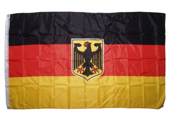 fahne deutschland mit adler verschiedenes shop fa49. Black Bedroom Furniture Sets. Home Design Ideas