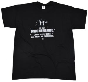 T-Shirt Wochenende G85