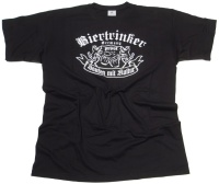 T-Shirt Biertrinker Germany