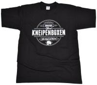 T-Shirt Trinksport Kneipenboxen
