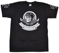 T-Shirt Der Gott der Eisen wachsen ließ der wollte keine Knechte G422U
