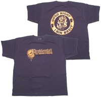 T-Shirt Problemfall jung dynamisch und trinkfreudig