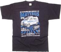 T-Shirt Partybus ACAB
