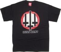 Toxico T-Shirt Satan Army