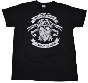 T-Shirt Motorrad fahren G434