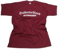 T-Shirt Ostdeutschland Actioncrew G35